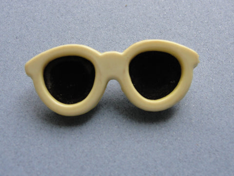 CUTE Figural Brooch,Sunglasses Brooch,1960s Pin,EyeGlass Brooch,Collectible Vintage Jewelry