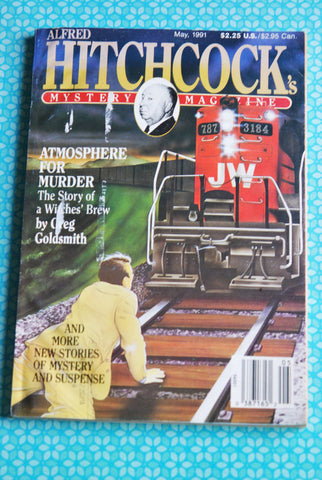 Alfred Hitchcock's Mystery Magazine May 1991