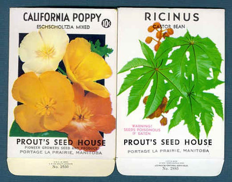 DECORATIVE Vintage Floral Seed Packets Perfect For Weddings, Gifts, Scrapbooking Crafts, Frame, Cottage Decor