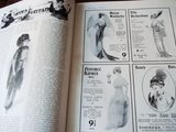 Edwardian 1911 Theatre Stage Magazine The Play Articles Photos Ads Fashions Stage News Edwardian Actresses Lily Elsie Actors Downton Abbey Era
