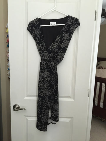 Ann Taylor Wrap Dress