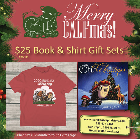 2020 CALF Christmas Gift Set