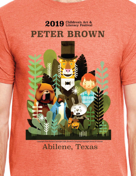 2019 - Peter Brown - CALF Shirt