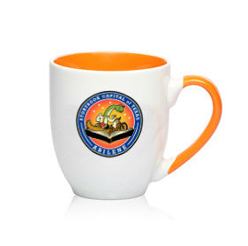 TX Storybook Capital Logo Coffee Cup
