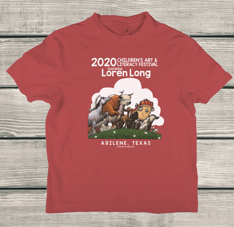 2020 CALF Shirts - Youth Sizes Only