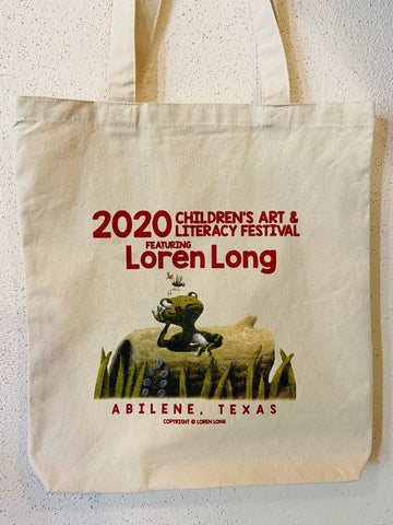 2020 - Loren Long - CALF Tote