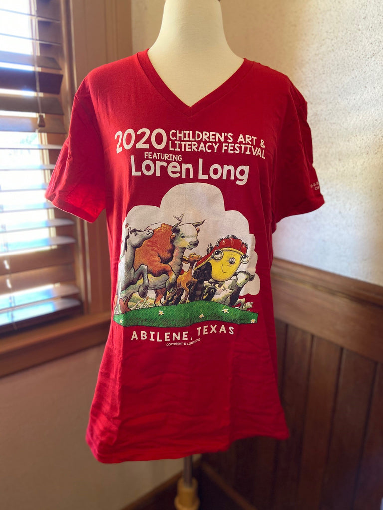 2020 CALF Shirt - V Neck (Adult)