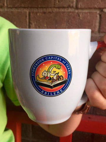 Storybook Capital of Texas Coffee Mug