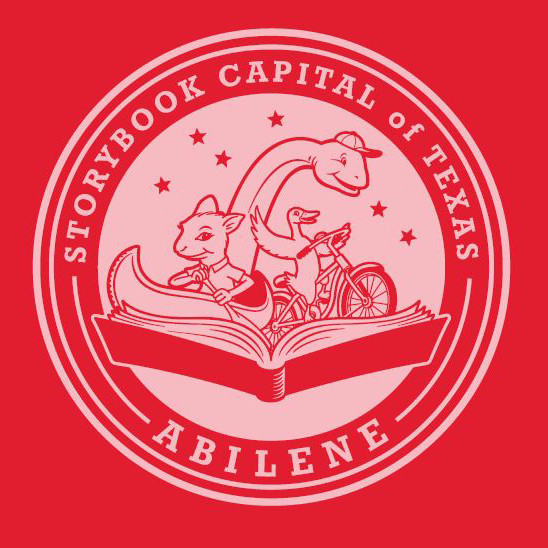 Short Sleeve Storybook Logo Shirt - Red