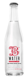 B-Water Sprarkilng 355 ml / 24´s vidrio