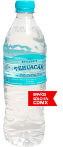 Agua Natural Brillante 24/600 ml