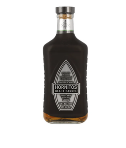 TEQUILA HORNITOS BLACK BARREL 750 ML
