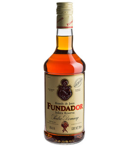 BRANDY FUNDADOR 700 ML