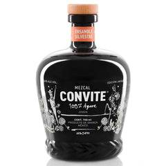 CONVITE ENSAMBLE 5 AGAVES SILVESTRES  700 ML
