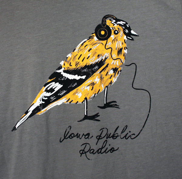IPR Goldfinch Tee