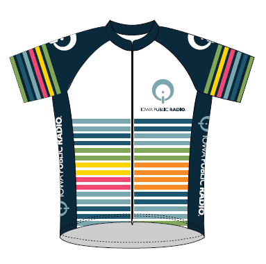 Ladies' Fit IPR Bike Jersey
