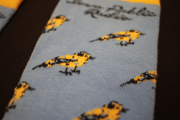 Goldfinch Socks