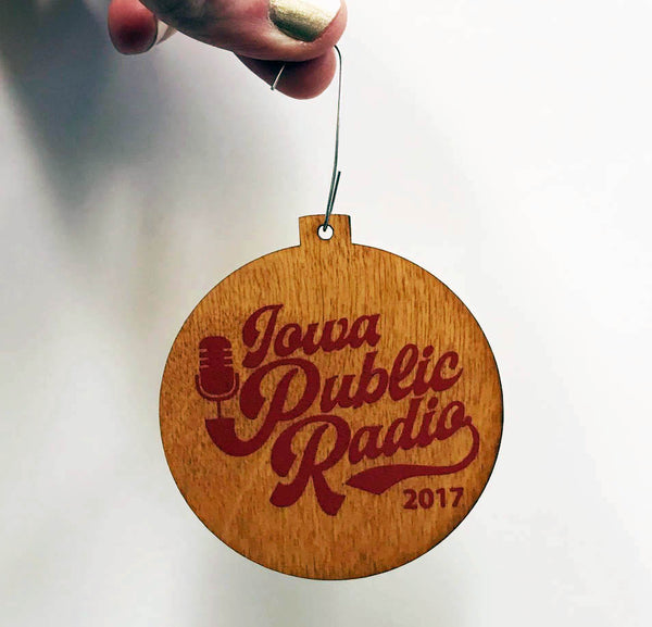 IPR Holiday Ornament