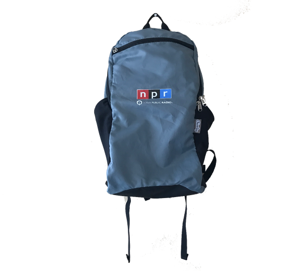 NPR/IPR Nylon Backpack