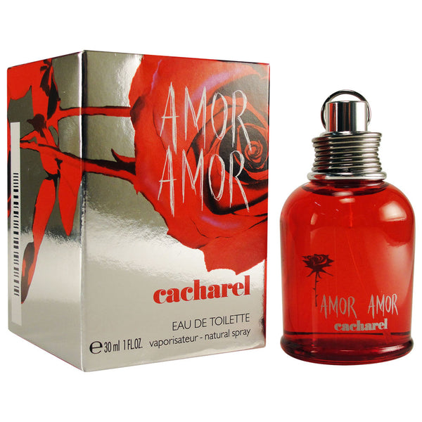 Amor Amor by Cacharel 100ml 3.4 fl. oz. EDT Perfume