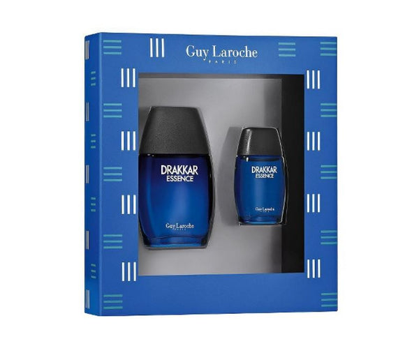 Drakkar Essence by Guy Laroche Men's Fragrance Gift Set - 2pc