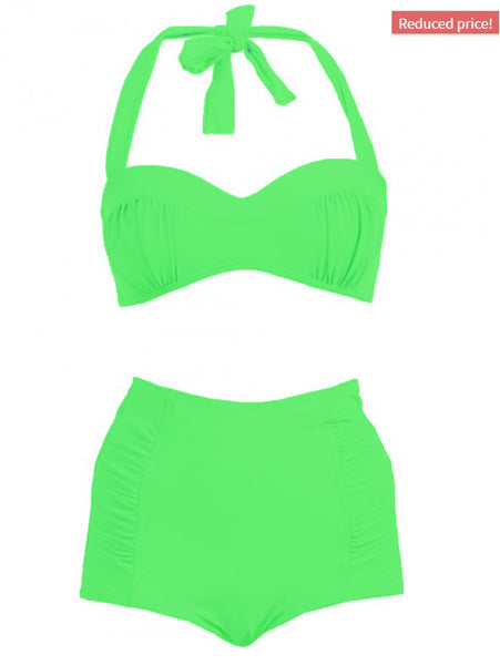 Green Apple Bikini