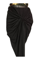 Briana Long Skirt - Black