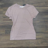Double Zero Dusty Pink Tee Shirt