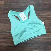 Sports Bra No Pad - Multiple Colors - One Size