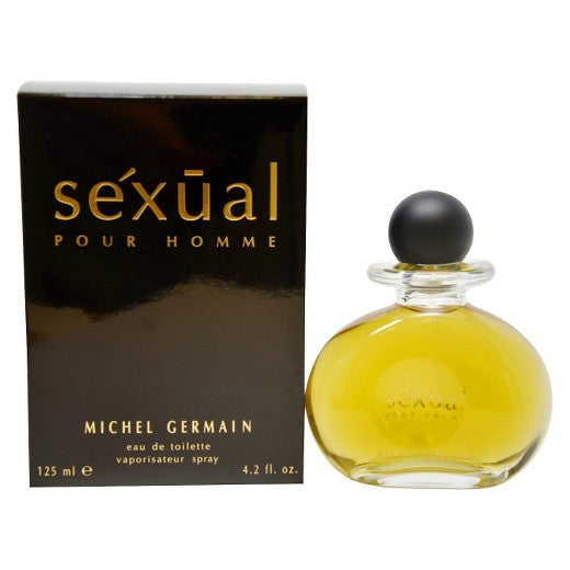 Sexual Cologne by Michel Germain 4.2 FL. OZ.