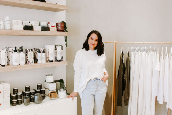 Brooke Tsekeris from Curate Store