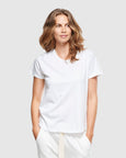 Cloth & Co. Crew Neck T-Shirt | White