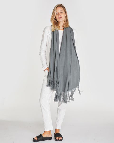 Cashmere Wool Scarf | Rockridge