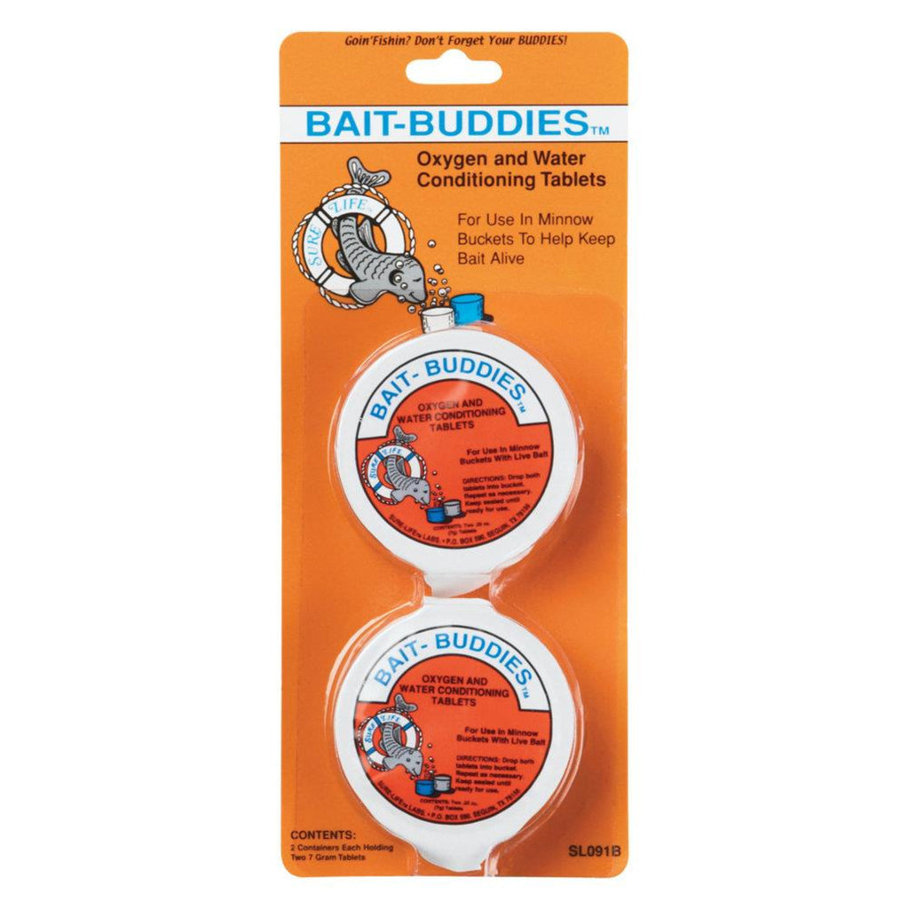 Sure-Life Bait Buddies Tablets