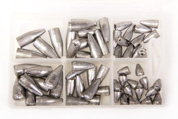 Bullet Weights Inc. Lead Bullet Weight Kit