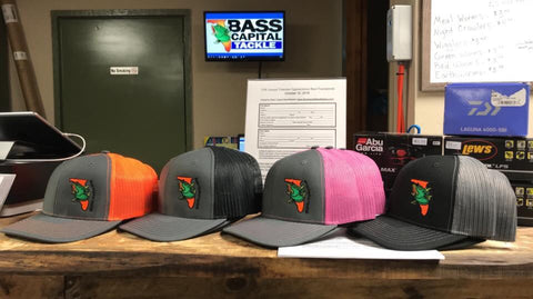 Bass Capital Hats