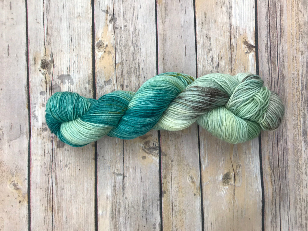 Sonder Sock in Mint Tea