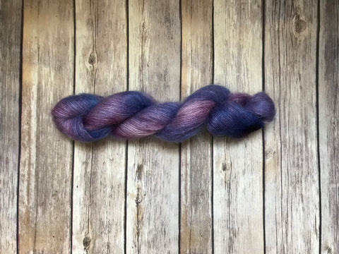 Oleka Mohair in Lilac