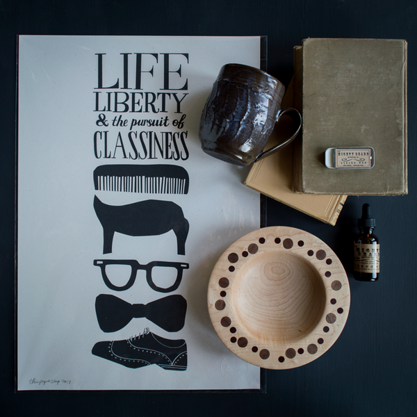 """Classy Man"" - Our Favorite Things for Father's Day"