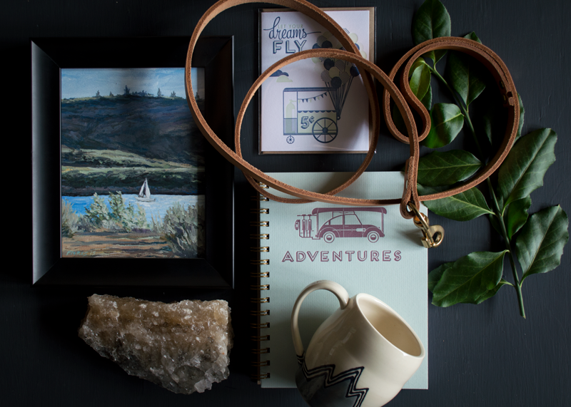 Vacation and Exploration - Our Favorite Things Collection at Chestnut Studios