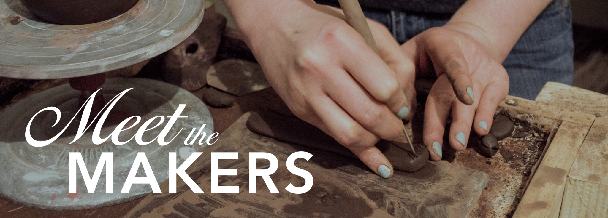 Meet the Makers at Chestnut Studios! Now supporting over 40 different artists from across the country.