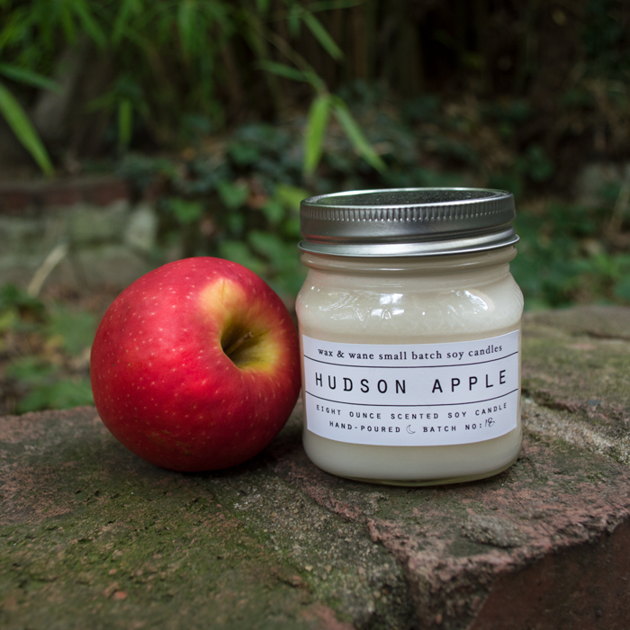 Hudson Apple Candle