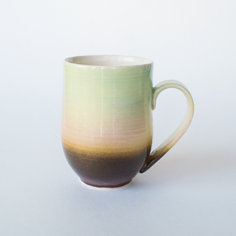 Sunset Landscape Mugs