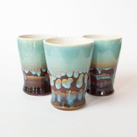 Landscape Drippy Tumblers