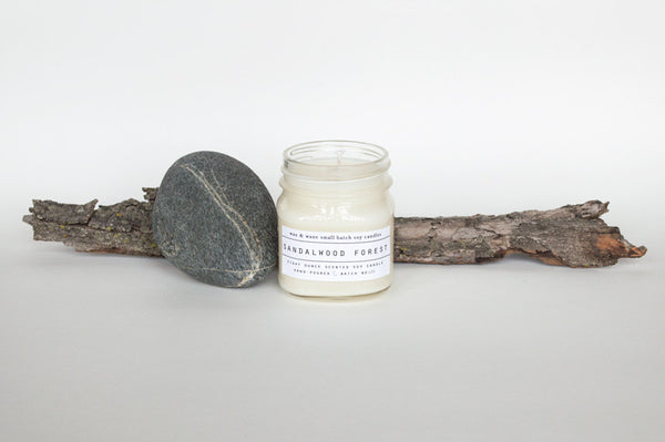 Sandalwood Forest Candle