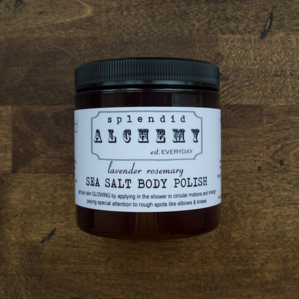 Sea Salt Body Polish