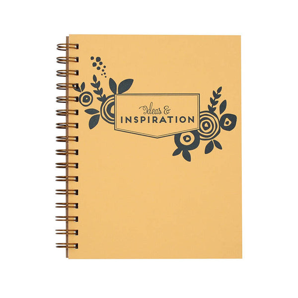 Adventures and Inspiration Notebooks