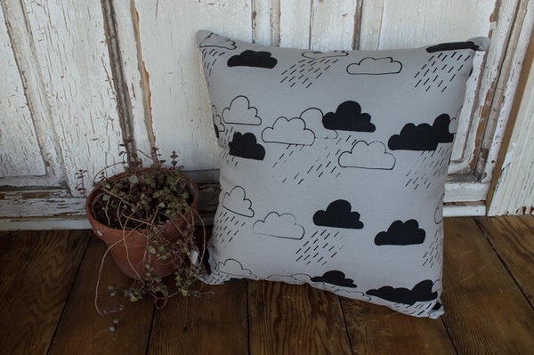 Patterned Canvas Pillows