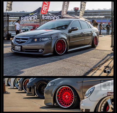 Acura TL BR Type Coilover System Tuner Goods LLC - Acura tl bc coilovers
