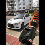 BC Racing 08- Mitsubishi EVO BR Type Coilover System - Tuner Goods, LLC
